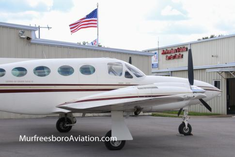 Aircraft for Sale in Tennessee: 1982 Cessna 421C - 2
