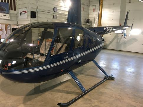 Aircraft for Sale in Slave Lake, Alberta, Canada (CYZH): 2009 Robinson R-44 Raven II
