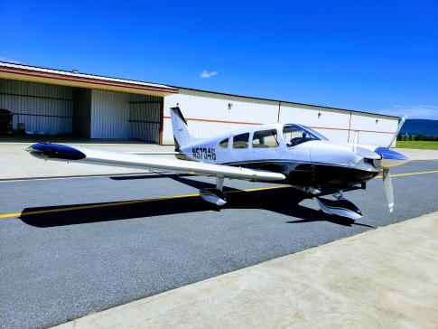 Aircraft for Sale in STATE COLLEGE, Pennsylvania, United States (KUNV): 1973 Piper PA-28-235 Cherokee Pathfinder