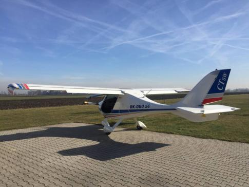 Aircraft for Sale in EPSKATA near EPWR, EPSKATA, Poland: 2009 Flight Design CTsw