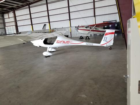 Off Market Aircraft in Colorado: 2018 Pipistrel Sinus - 1