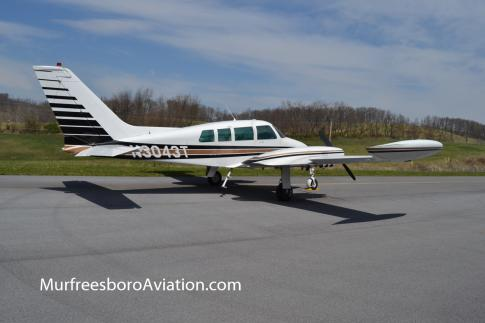 Off Market Aircraft in Tennessee: 1964 Cessna 320C - 1