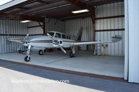 Off Market Aircraft in Tennessee: 1964 Cessna 320C - 2