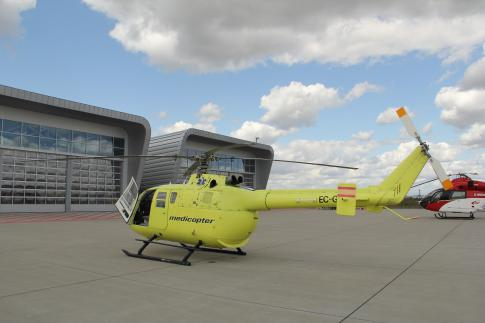 Aircraft for Sale in Germany: 1974 Eurocopter Bo 105-CB4 - 3