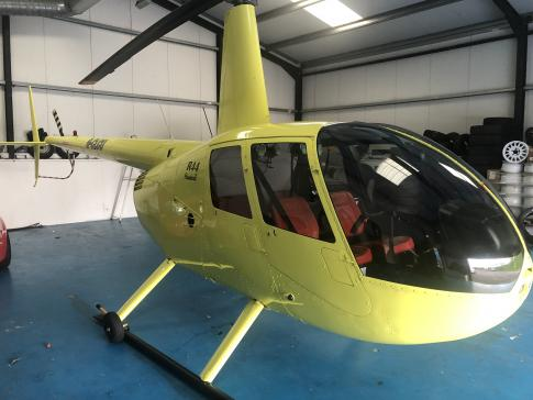 Aircraft for Sale in Northern iteland, United Kingdom (Belf): 2008 Robinson R-44 Raven II