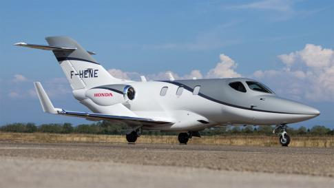 Off Market Aircraft in Germany: 2017 Honda Aircraft HA-420 - 2