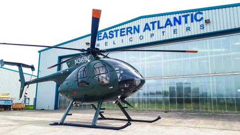 Aircraft for Sale in UK: 1991 McDonnell Douglas MD-500E - 2