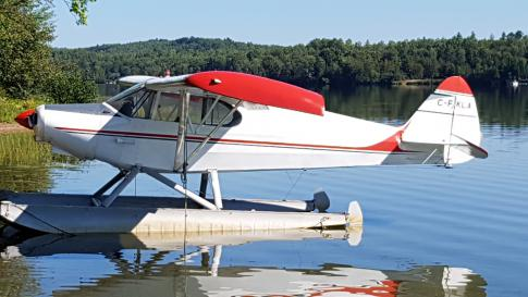 Off Market Aircraft in Quebec: 1946 Piper PA-12-150 - 1