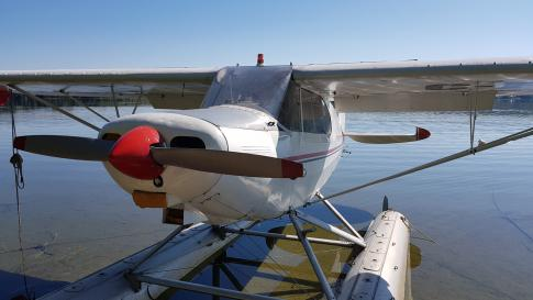 Off Market Aircraft in Quebec: 1946 Piper PA-12-150 - 2