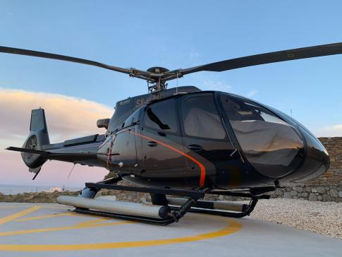 Off Market Aircraft in Greece: 2015 Airbus H130T2 - 2