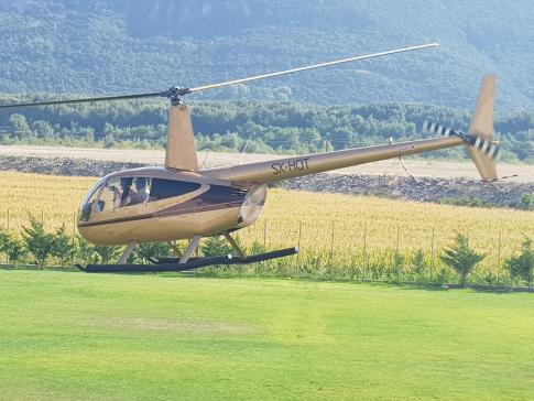 Aircraft for Sale in Athens, Greece: 2007 Robinson R-44 Clipper II