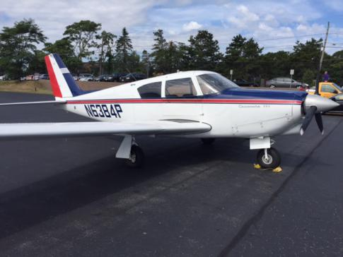 Aircraft for Sale in Chatham, Massachusetts, United States (CQX): 1959 Piper PA-24-250 Comanche
