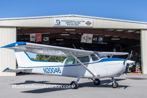 Off Market Aircraft in Tennessee: 1972 Cessna 172M - 1