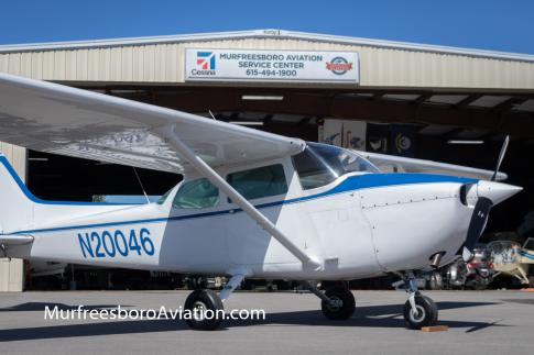 Off Market Aircraft in Tennessee: 1972 Cessna 172M - 2