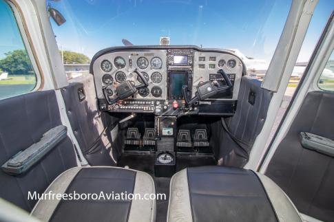 Off Market Aircraft in Tennessee: 1972 Cessna 172M - 3