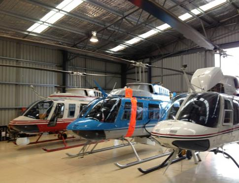 Aircraft for Sale in Australia: 1988 Bell 206L3 LongRanger III