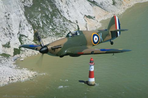 Aircraft for Sale in France: 1940 Hawker Siddeley Hurricane - 2