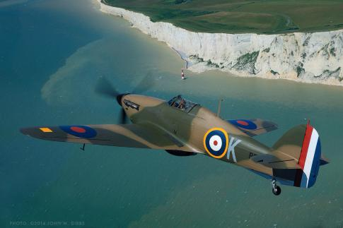 Aircraft for Sale in France: 1940 Hawker Siddeley Hurricane - 3