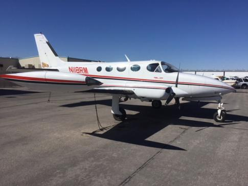 Aircraft for Sale in North Las Vegas, Nevada, United States (VGT): 1974 Cessna 340A