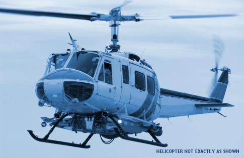 Aircraft for Sale in Papua New Guinea: 1972 Bell 205A-I Iroquois (Huey)