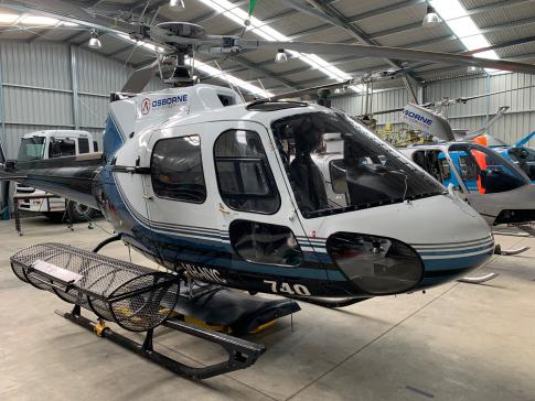 Aircraft for Sale in PORT ARTHUR, TAS, Australia: 1984 Eurocopter AS 350B2 Ecureuil