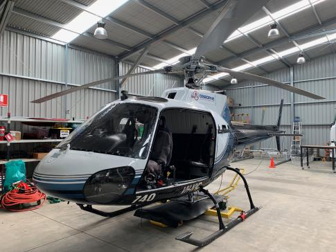 Aircraft for Sale in TAS: 1984 Eurocopter AS 350B2 - 2