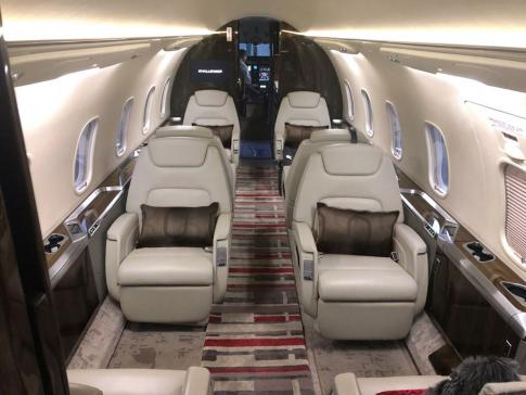 Aircraft for Sale in South Africa: 2015 Bombardier Challenger 350 - 3