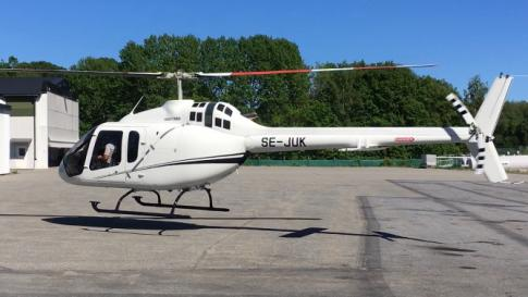 Aircraft for Sale in Sweden (ESSN): 2018 Bell 505 JetRanger X