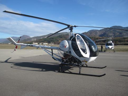 Aircraft for Sale in Switzerland: 2005 Schweizer 300CBi - 2