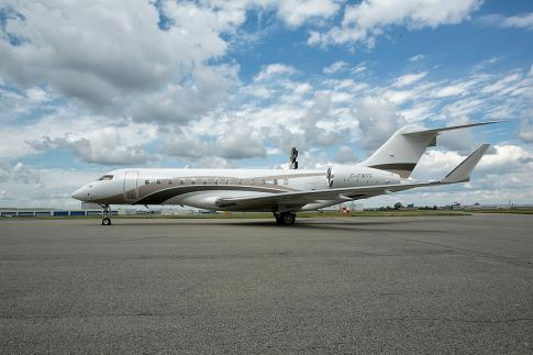 Aircraft for Sale in Canada: 2014 Bombardier Global 6000