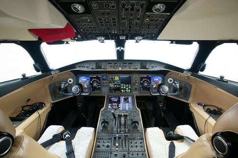 Aircraft for Sale in Canada: 2014 Bombardier Global 6000 - 2