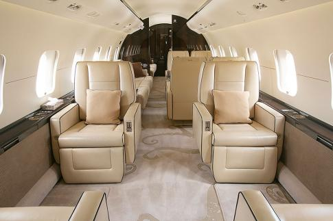 Aircraft for Sale in Canada: 2014 Bombardier Global 6000 - 3
