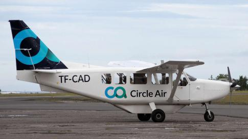 Aircraft for Sale in Iceland: 2012 Gippsland Aeronautics GA8T Airvan