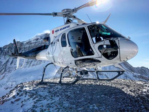 Aircraft for Sale/Dry Lease in Switzerland: 2016 Eurocopter AS 350B3e - 1