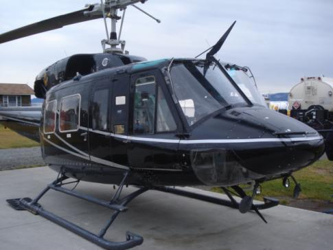 Off Market Aircraft in Canada: 1976 Bell 212 - 1