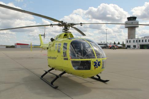 Off Market Aircraft in Germany: 1974 Eurocopter Bo 105-CB4 - 3