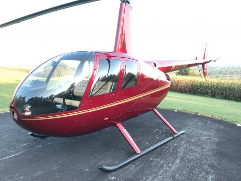 Aircraft for Sale in RED LION	 YORK, Pennsylvania, United States: 2010 Robinson R-44 Raven