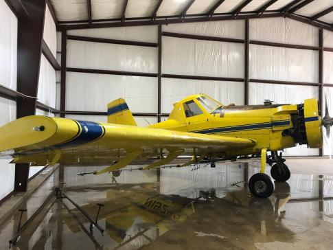 Off Market Aircraft in Texas: 1980 Air Tractor AT-301 - 1
