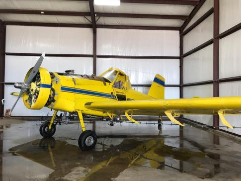 Off Market Aircraft in Texas: 1980 Air Tractor AT-301 - 2