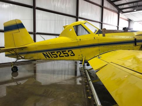 Off Market Aircraft in Texas: 1980 Air Tractor AT-301 - 3