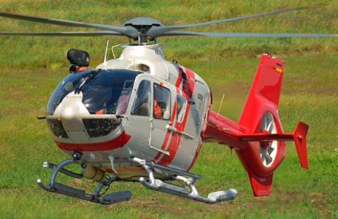 Off Market Aircraft in Germany: 1999 Eurocopter EC 135P2+ - 1