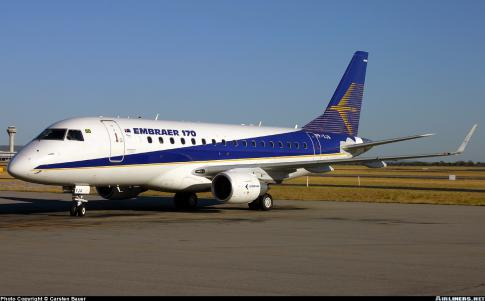 Aircraft for Sale in Italy: 2012 Embraer ERJ-170