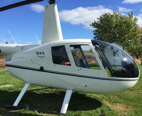 Off Market Aircraft in Quebec: 2012 Robinson R-44 - 3
