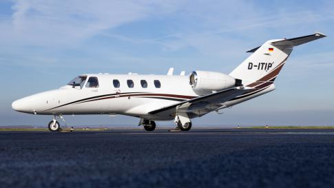 Aircraft for Sale in Germany: 2002 Cessna 525 Citation CJ1