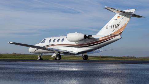Aircraft for Sale in Germany: 2002 Cessna Citation CJ1 - 2