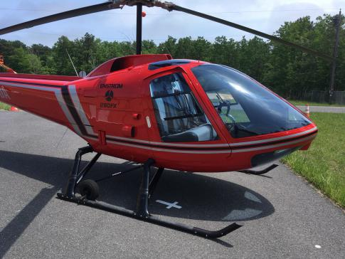 Off Market Aircraft in New Jersey: 2004 Enstrom F-280FX - 1