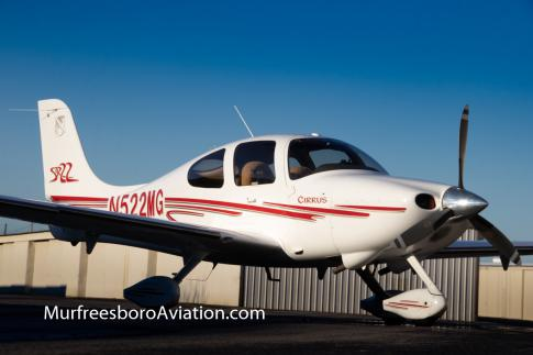 Aircraft for Sale in Murfreesboro, Tennessee, United States (KMBT): 2003 Cirrus SR-22