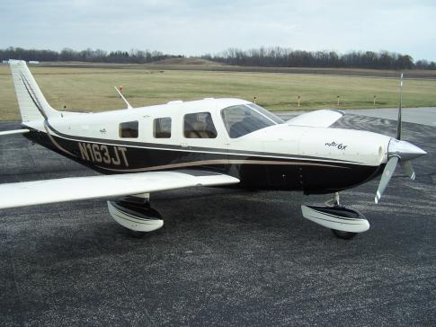 Aircraft for Sale in Bucyrus, Ohio, United States (17G): 2005 Piper PA-32-301FT 6X