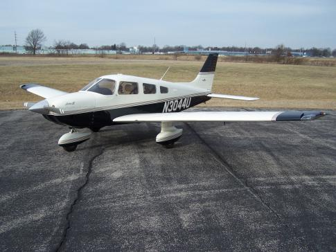 Off Market Aircraft in Ohio: 2003 Piper Archer III - 2