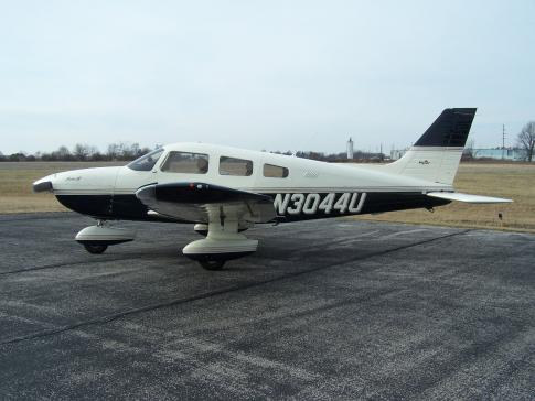 Off Market Aircraft in Ohio: 2003 Piper Archer III - 3